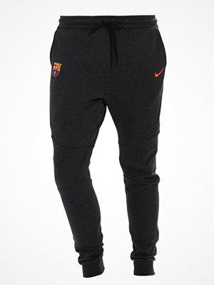 Nike Performance FC BARCELONA Klubbkläder black heather/hyper crimson