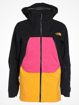 Regnkläder - The North Face PURIST TRI Hardshelljacka black/pink