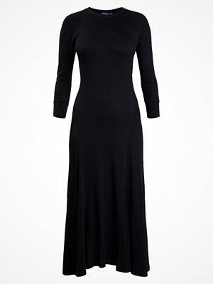 Polo Ralph Lauren DRAPEY Maxiklänning black