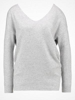Topshop TWIST  Stickad tröja grey