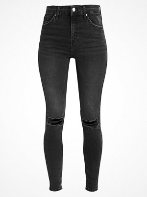 Topshop RIP JAMIE NEW Jeans Skinny Fit washed black