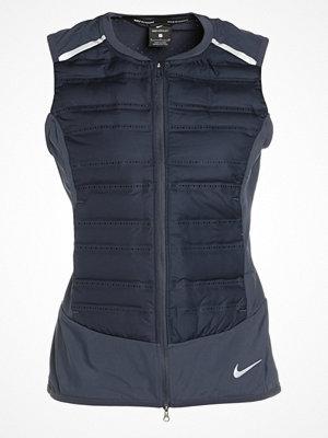 Västar - Nike Performance Väst thunder blue/black/metallic silver