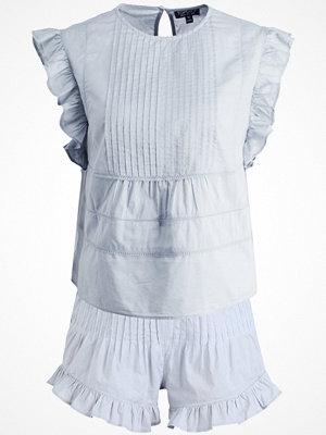Topshop BELLA FRILL SET Pyjamas duckegg