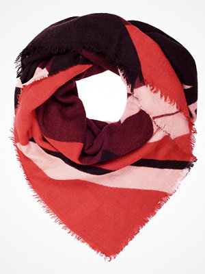 Even&Odd Scarf red
