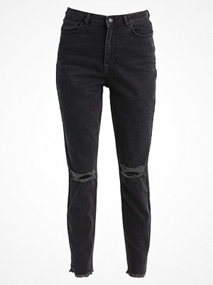 Even&Odd Jeans relaxed fit black denim