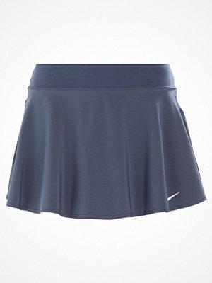 Nike Performance PURE Sportkjol thunder blue/white