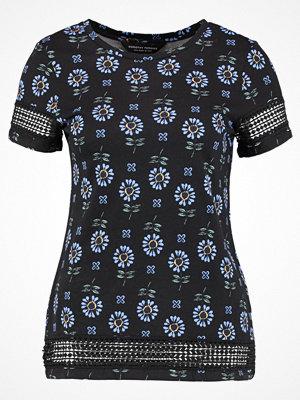 Dorothy Perkins FLORAL Tshirt med tryck black