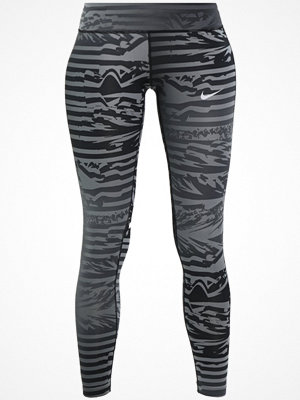 Nike Performance Tights cool grey/black/reflective silver