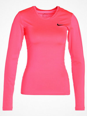 Nike Performance PRO LONGSLEEVE Funktionströja racer pink/port wine