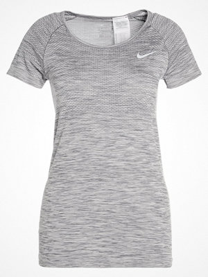 Nike Performance Tshirt bas cool grey/heather/reflective silver