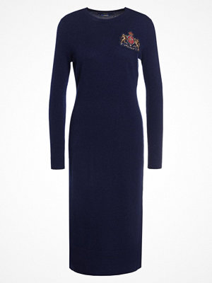 Polo Ralph Lauren Stickad klänning hunter navy