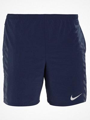 Nike Performance Träningsshorts binary blue/reflective silver