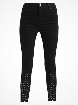 Topshop LATTICE Jeans slim fit black
