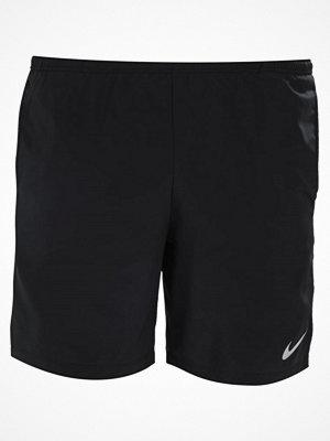 Sportkläder - Nike Performance Träningsshorts black/reflective silver
