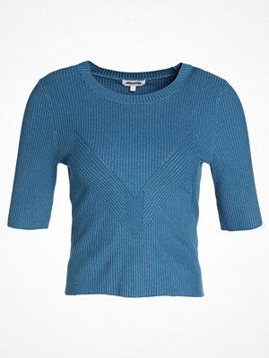 Weekday HARMONY Tshirt med tryck blue