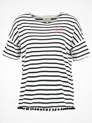 SUNDRY CREW NECK  Tshirt med tryck maritime stripes