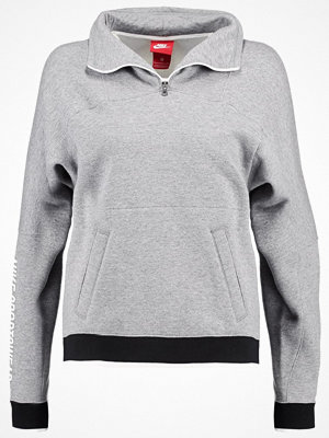 Nike Sportswear CREW ARCHIVE Luvtröja carbon heather
