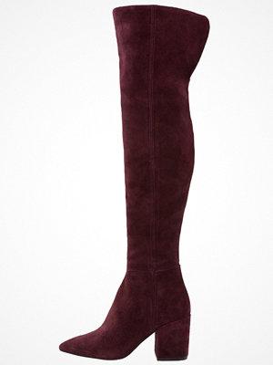 Jessica Simpson PUMELLA Overkneeskor rouge noir