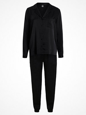 Pyjamas & myskläder - Calvin Klein Underwear SET Pyjamas black
