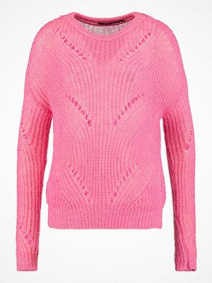 Vero Moda VMCUPERTINO  Stickad tröja azalea pink