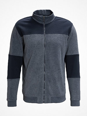 Sportjackor - Minimum SANJO Fleecejacka dark grey melange