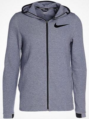 Street & luvtröjor - Nike Performance SHOWTIME Sweatshirt binary blue/binary blue/black/black