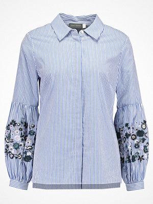 Mint Velvet EMBROIDERED SLEEVE Skjorta stripe