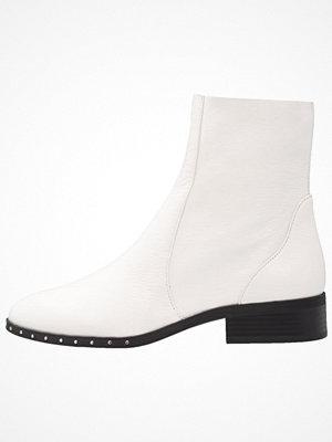 Topshop KASH SOCK BOOT   Stövletter white