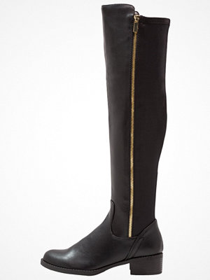 Dorothy Perkins TALLY Overkneeskor black