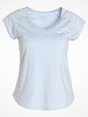 Nike Performance PURE Tshirt bas hydrogen blue/white