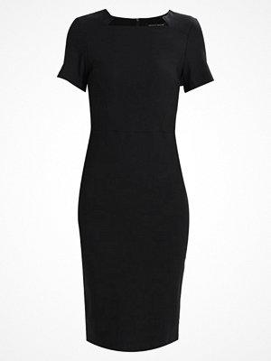 Dorothy Perkins DOUBLE NOTCH Fodralklänning black
