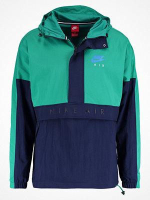 Nike Sportswear AIR Tunn jacka neptune green/obsidian/black