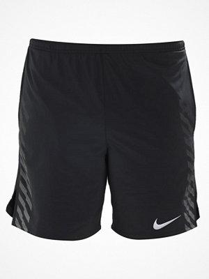 Nike Performance Träningsshorts black/reflective silver