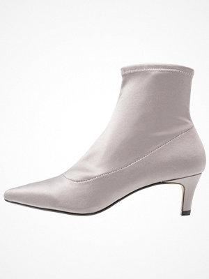 Topshop BONBON SOCK BOOT   Stövletter grey