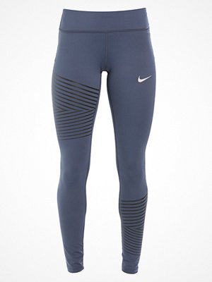 Nike Performance Tights thunder blue/reflective silver