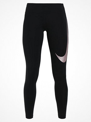 Nike Performance Tights rose gold foil