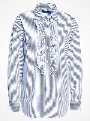 Skjortor - Polo Ralph Lauren BENGAL STRIPE Skjorta white/navy