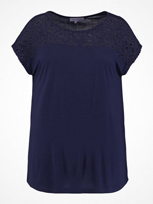 Anna Field Curvy Tshirt med tryck peacoat