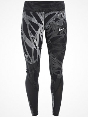 Nike Performance Tights black/black/reflective silver