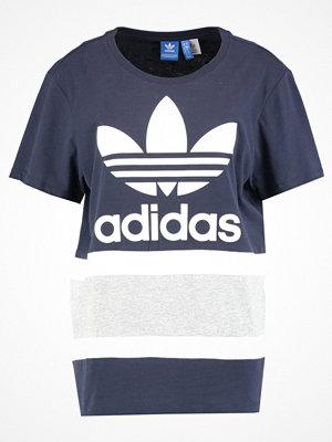Adidas Originals TREFOIL TEE Tshirt med tryck legink