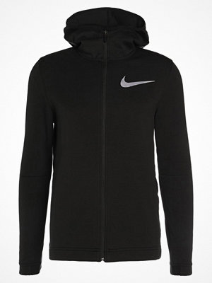 Nike Performance DRY SHOWTIME HOODIE Sweatshirt black/black/black/white