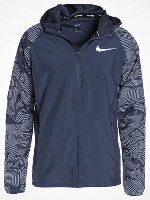 Nike Performance Löparjacka thunder blue/reflective silver