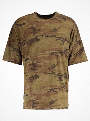 Mennace DROP SHOULDER SIGNATURE Tshirt med tryck multi