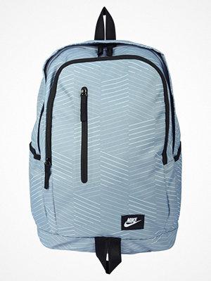 Nike Sportswear ALL ACCESS SOLEDAY  Ryggsäck glacier grey/black/white ljusgrå mönstrad