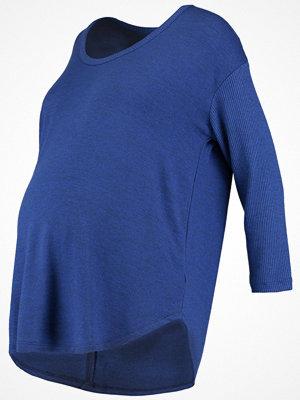 GAP Maternity Stickad tröja blue