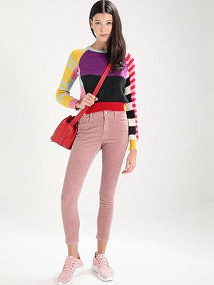Bik Bok ELSA HOSK Stickad tröja multicolor