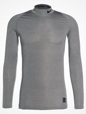 Nike Performance PRO COMPRESSION  Funktionströja carbon heather/black/black