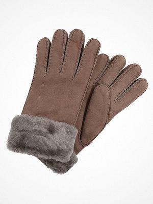 Handskar & vantar - UGG CLASSIC TURN CUFF GLOVE Fingervantar stormy grey