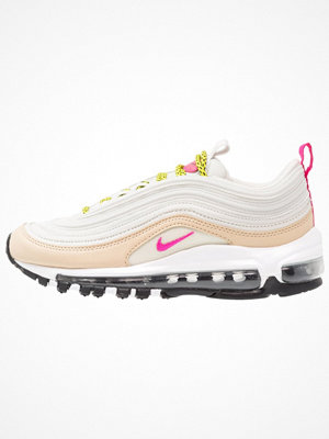 Nike Sportswear AIR MAX 97 Sneakers light bone/deadly pink/mushroom/bright cactus/black/white