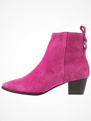 Topshop MATCHA POINTED BOOTS Stövletter pink